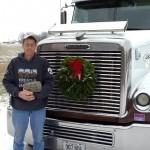 Harris WAA w truck