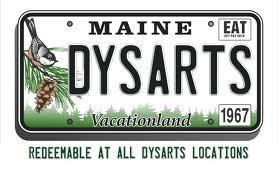 Dysarts Maine