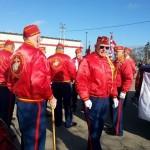 TSP at Bangor Brewer Veterans Day Parade 2014