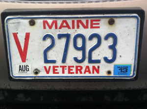 maine-veteran-plate