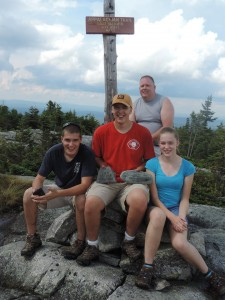 TSP at Moxie Bald Mountain 2015