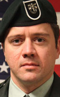 Army Sgt. 1st Class Aaron A. Henderson