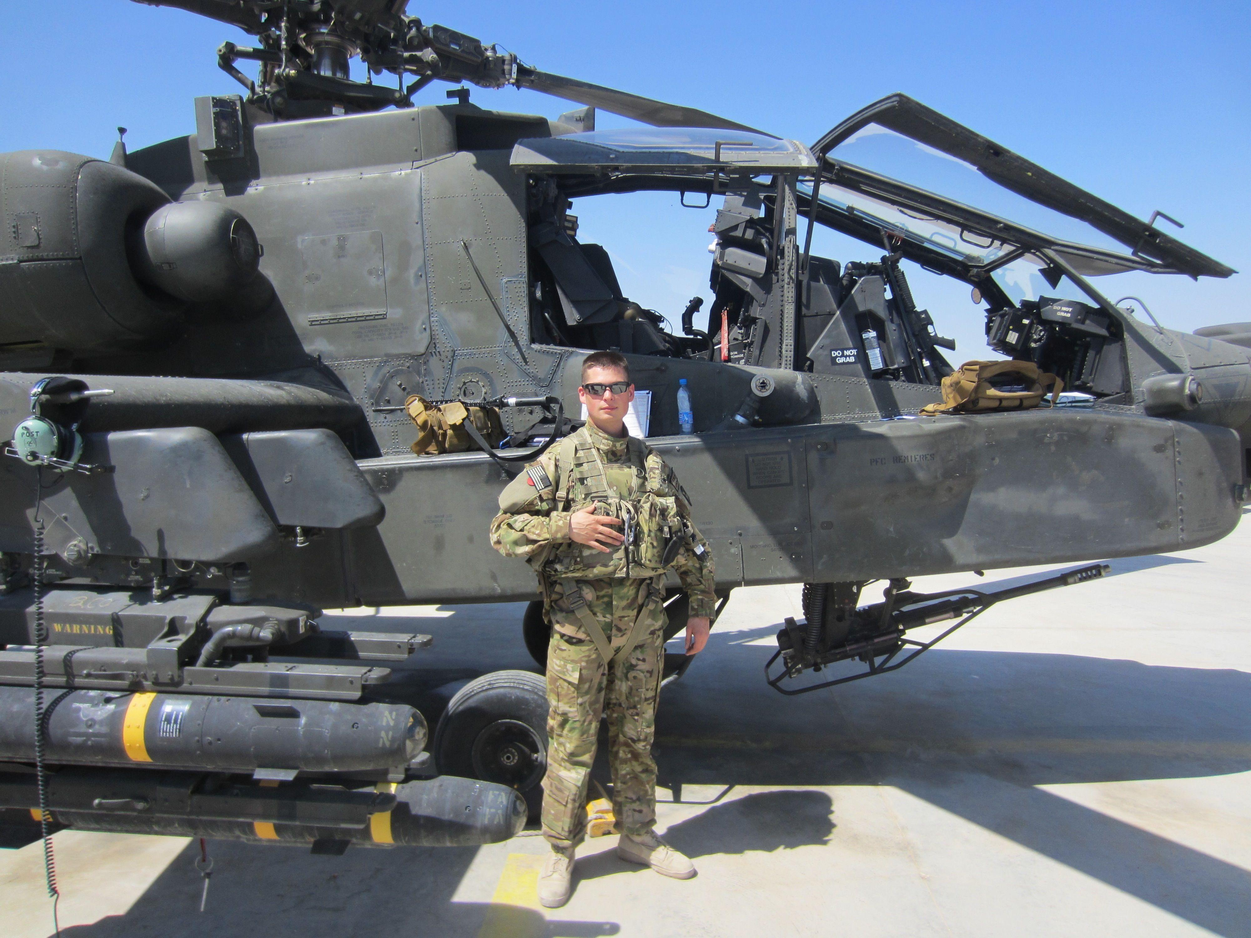 "Army Capt. John R. ""Jay"" Brainard III"