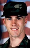 Army Spc. Justin L. Buxbaum
