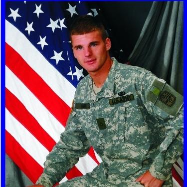 Army Spc. Dustin J. Harris