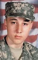 Army Spc. Wade A. Slack