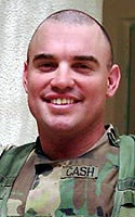 Army CPT Christopher S. Cash