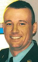 Army Spc. Daniel J. Cunningham