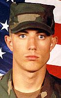 Army Sgt. Corey A. Dan