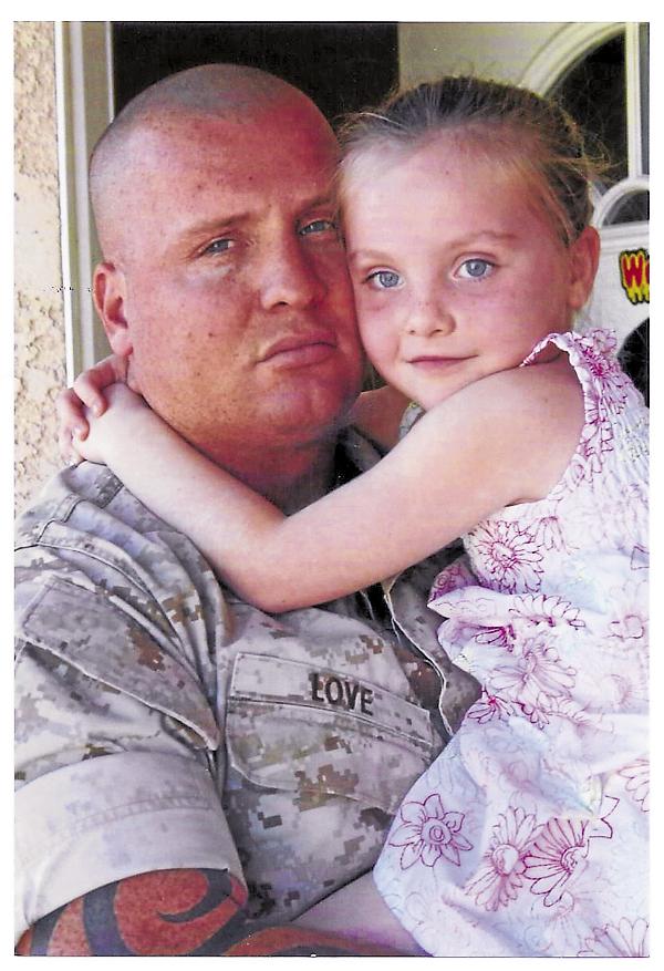Marine MSgt Ryan C. C. Love