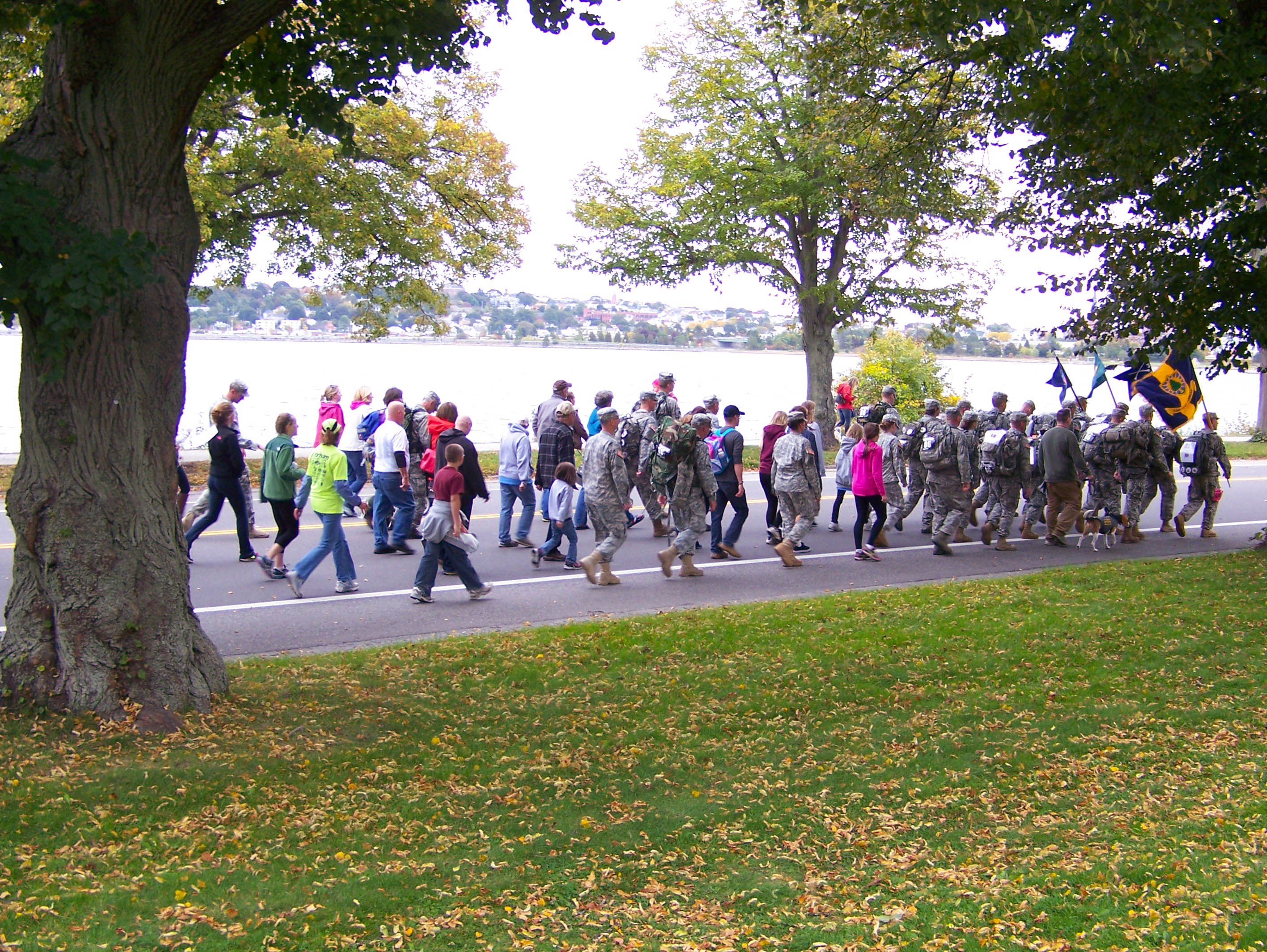 TSP at Maine Marathon 2013