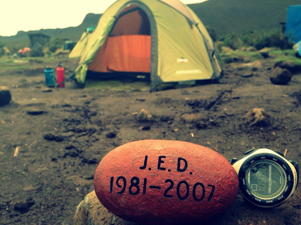 TSP at Mt. Kilimanjaro, Africa 2013