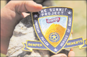 Houlton Pioneer Times – Summit Project honors memories of fallen soldiers