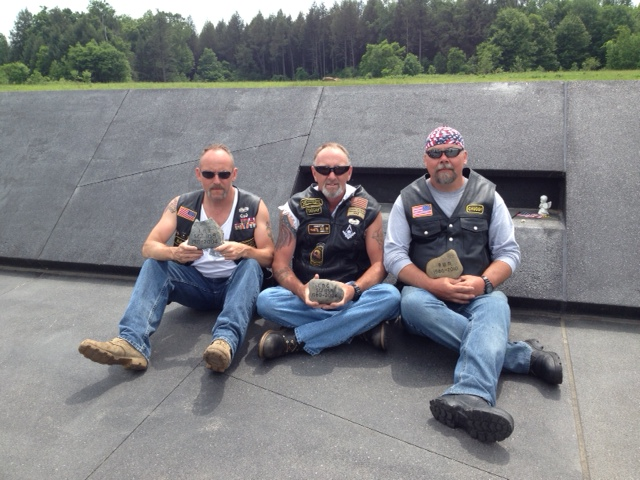TSP at Gettysburg, PA 2014