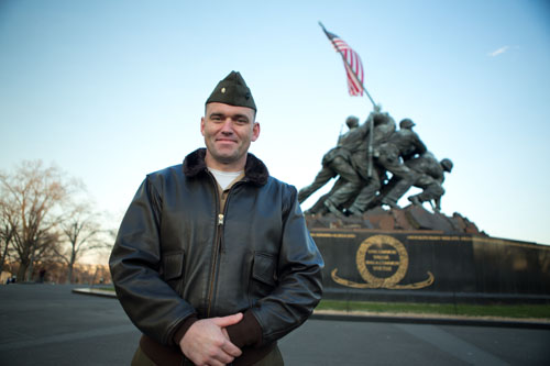 Marine Corps Times — Battle Rattle — Maine Marine's Memorial Day Mission
