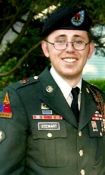 Army SGT Nathan C. Stewart