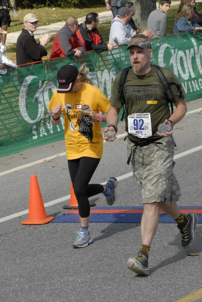 TSP at Maine Marathon 2014