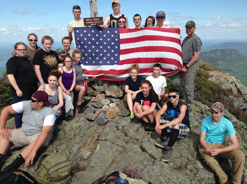 TSP at Mt. Bigelow 2015