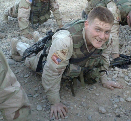 Army Sgt Tyler Ray Curtis