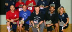 TSP at the Veteran's Remembrance 4 Mile Road Race YMCA in Ellsworth, Maine 2015