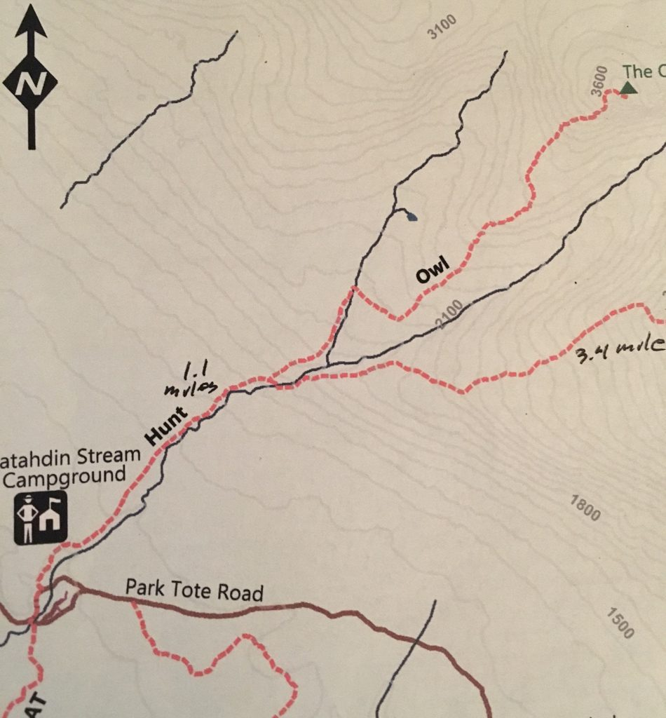 BSP Trail Maps and Descriptions – The Summit Project
