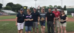 TSP at Hadlock Field 2018