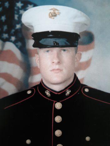Marines CPL Dustin J. Libby