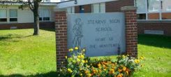 George W. Stearns High School to host TSP Honor Case
