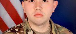 Army PFC Terry J Beane